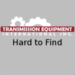Transmission Equipment - Hard to Find